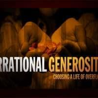 Irrational Generosity